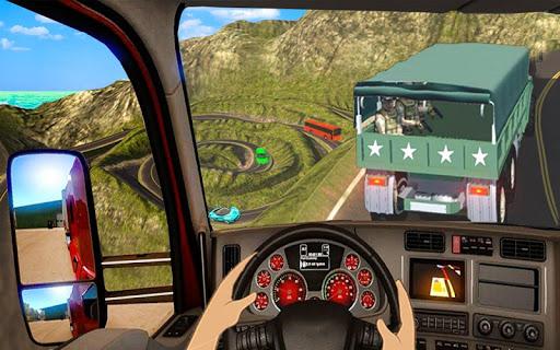 US Army Truck Sim Vehicles 1.1 screenshots 1