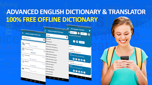 Advanced English Dictionary: Meanings & Definition 3.4 Screenshots 1