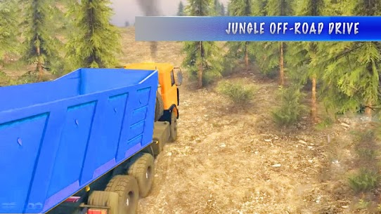 Russion Truck Driver: Offroad Driving Adventure 5