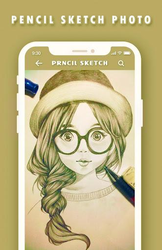Pencil Sketch Photo Maker 1.3 Screenshots 2