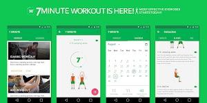 screenshot of 7 Minute Workout Pro