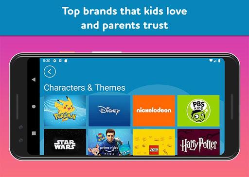Amazon Kids+: Kids Shows, Games, More 2.1.0.203888 Screenshots 4