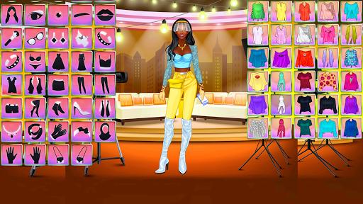Makeover Games: Superstar Dress up & Makeup  screenshots 7