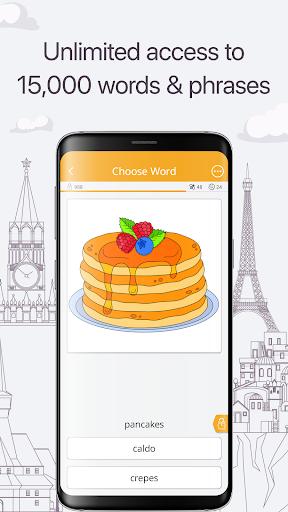 Learn Spanish - 15,000 Words android2mod screenshots 3