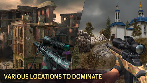 Sniper Arena: PvP Army Shooter 1.3.3 Screenshots 8