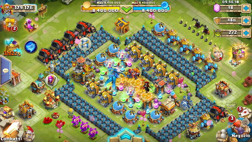 Castle Clash: Gilda Reale 1.7.2 screenshots 18