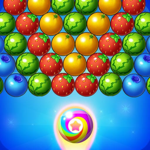 Fruit Bubble Pop - Bubble Shooter Game