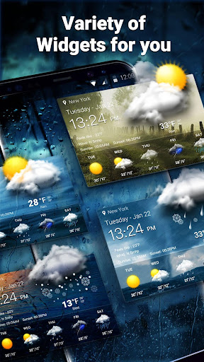 Live Local Weather Forecast 16.6.0.6328_50170 Screenshots 5