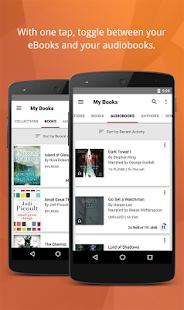 Kobo Books - eBooks & Audiobooks screenshots 3