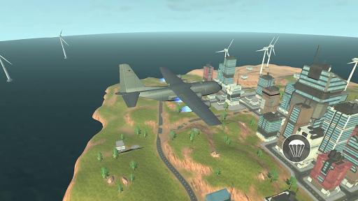 Battle Royale Fire Force Free: Online & Offline screenshots 1