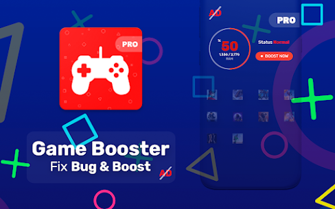 Game Booster Pro | Bug Fix & Boost (MOD APK, Paid) v1.7.2.24r 1