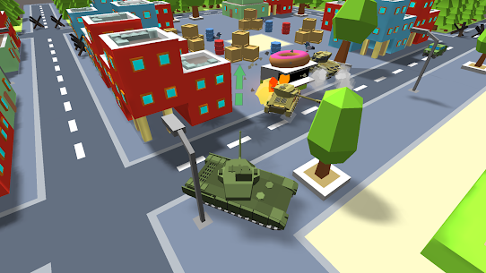 World Of Cartoon Tanks Hack for iOS and Android 3