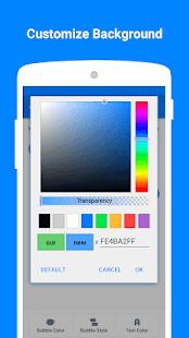 Messenger - Free Texting App 1.4.0 Screenshots 4