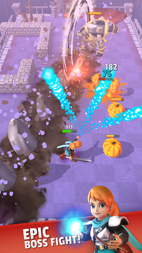 Dashero: Archer&Sword 3D - Offline Arcade Shooting modavailable screenshots 5