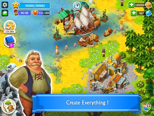 WORLDS Builder: Farm & Craft  screenshots 11