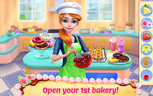 My Bakery Empire - Bake, Decorate & Serve Cakes 1.1.7 screenshots 1