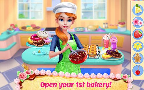 My Bakery Empire - Bake, Decorate & Serve Cakes 1.2.5 Screenshots 1