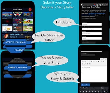 English Stories Offline 10000