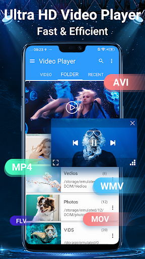 Video Player 2.8.1 Paidproapk.com 2