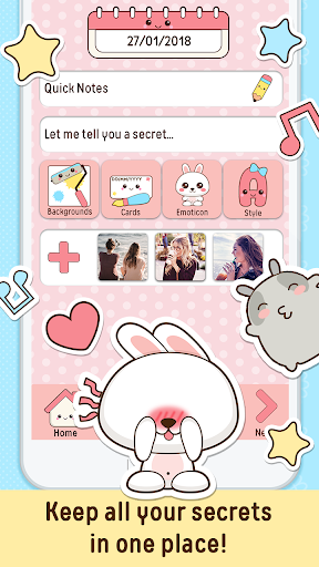 Niki: Cute Diary App 4.2.3 Screenshots 3