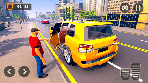 Real City Taxi Driving: New Car Games 2020 1.0.23 Screenshots 19