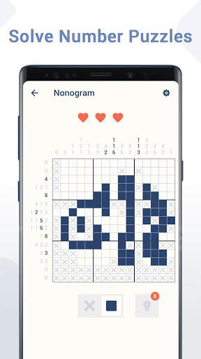 Nonogram - Free Logic Jigsaw Puzzle Latest screenshots 1