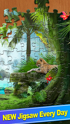ColorPlanet® Jigsaw Puzzle HD Classic Games Free  screenshots 1