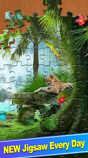 ColorPlanet® Jigsaw Puzzle HD Classic Games Free 1.1.2 screenshots 1