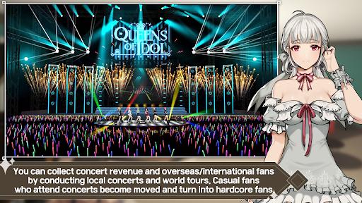 Idol Queens of K-pop 1.81 screenshots 4