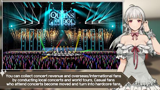 Idol Queens Production Mod Apk 2.25 (Mod Menu) 4