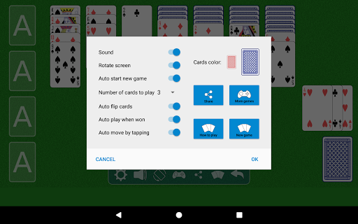 Solitaire apkpoly screenshots 14
