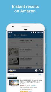 Barcode Scanner for Amazon 1.4.2.55 APK screenshots 2