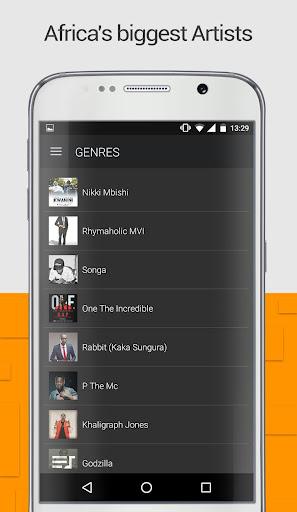 Mdundo - Free Music 11.4 Screenshots 5