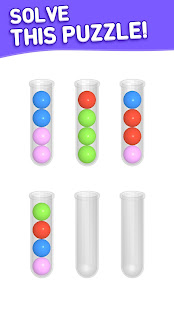 Sort Puzzle: Fun Ball 0.0.744 Screenshots 1