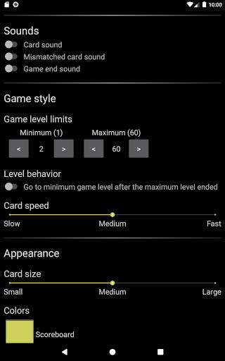 Oya: Alzheimer Games, Match Pairs  screenshots 22