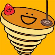 Pancake Tower Decorating
