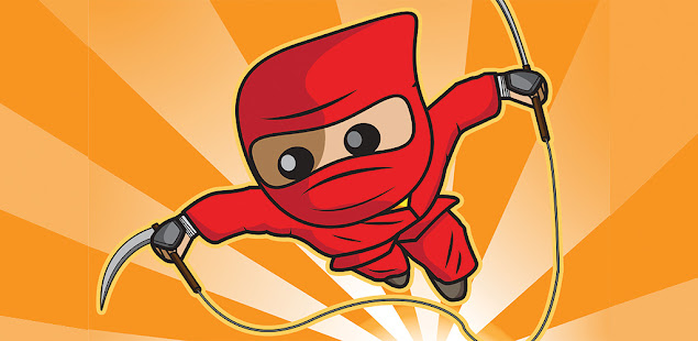 Ninja Run - Jump and Climb