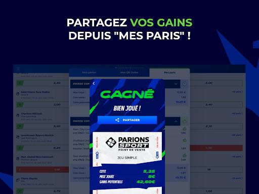 Parions Sport Point De Vente - Paris Sportifs  screenshots 16