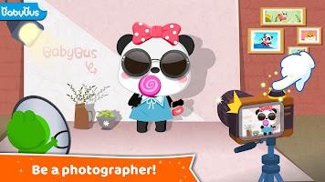 Baby Panda's Dream Job