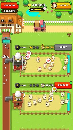 My Egg Tycoon - Idle Game apkslow screenshots 11