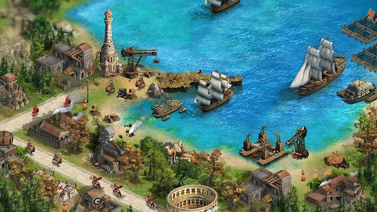 Abyss of Empires: The Mythology Screenshot