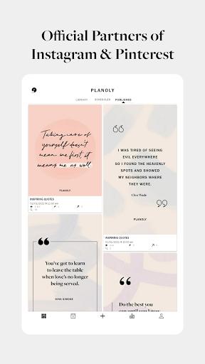 PLANOLY: Schedule Posts for Instagram & Pinterest  Screenshots 10