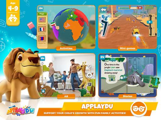 Applaydu by Kinder - Free Kids & Toddlers Games  screenshots 17