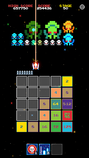 2048 INVADERS 1.0.8 screenshots 9