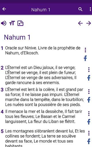 Bible en franu00e7ais courant  Screenshots 24