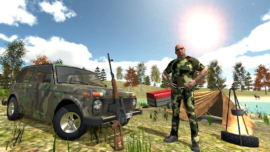 Hunting Simulator 4×4 MOD (Unlimited Money) 1