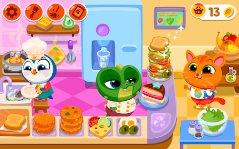 Bubbu School – My Cute Animals Mod Apk (Unlimited Money + Unlocked) 1.05 9
