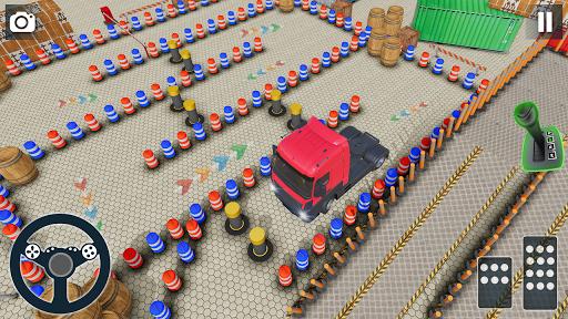 New Truck Parking 2020: Hard PvP Car Parking Games 1.6.6 screenshots 14