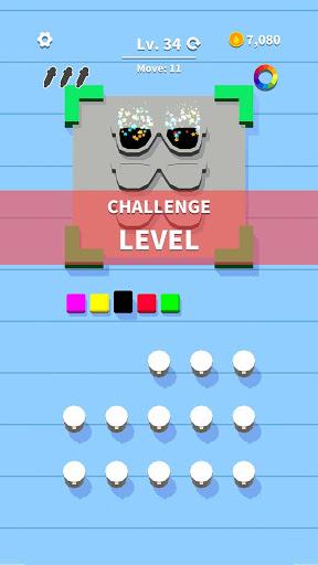 Flip Coloring - Hyper Casual Puzzle Game (Offline) screenshots 15