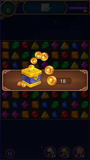 Jewels Magic: Mystery Match3 20.1125.00 screenshots 4